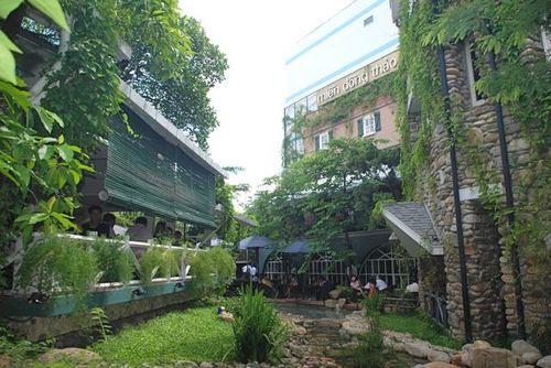 Vietnamese cafe pavilions 1