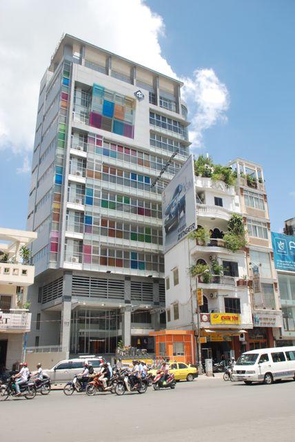 Raffles HCMC