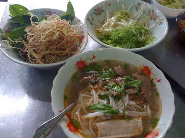 Healthy eating in Vietnam