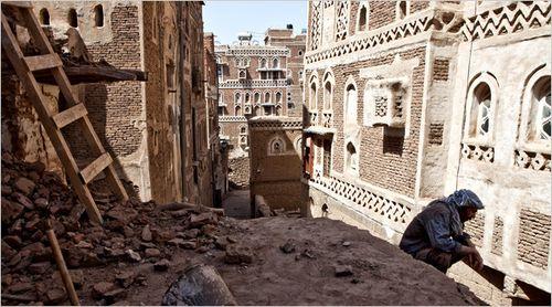 Yemen architecture