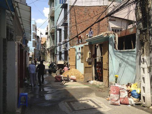 Neighborhood renewal