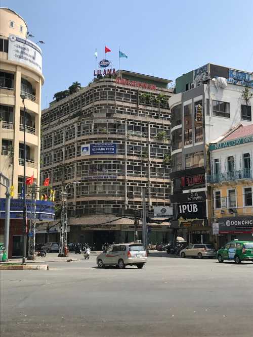 Vietnamese modernist architecture, intricacy