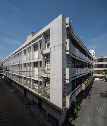 Vietnamsese Modernist Architecture